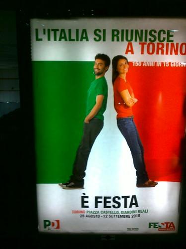 L'Italia si riunisce a torino