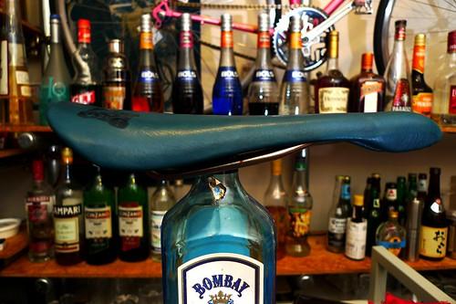Masago X JBP Saddle Repair (Blue)
