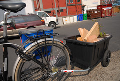EcoShopper bike trailer-10