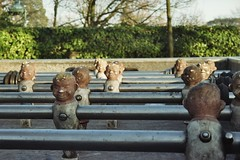 Rennes Thabor table football (Carsten aus Bonn) Tags: film 32 minoltax300s