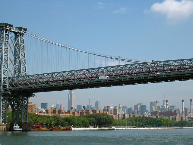 My Williamsburg Bridge