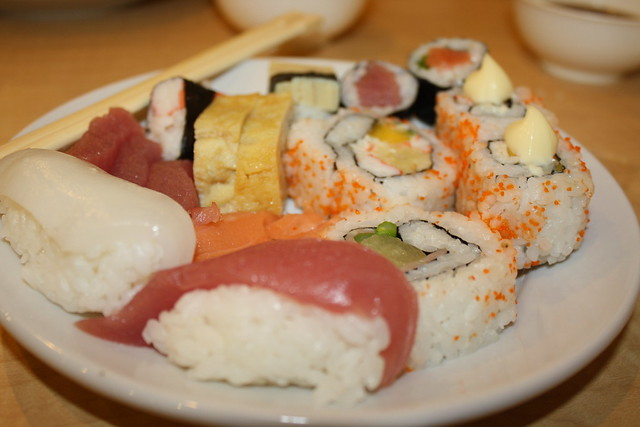 Saisaki's Sushi & Sashimi