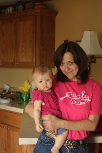 Mom and Cordelia
