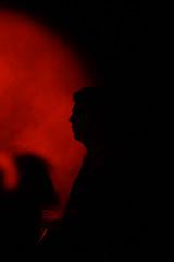 Ombre livornesi (Livietta) Tags: shadow red music silhouette lights florence concert ombra concerto musica firenze luci rosso fortezza profilo boborondelli