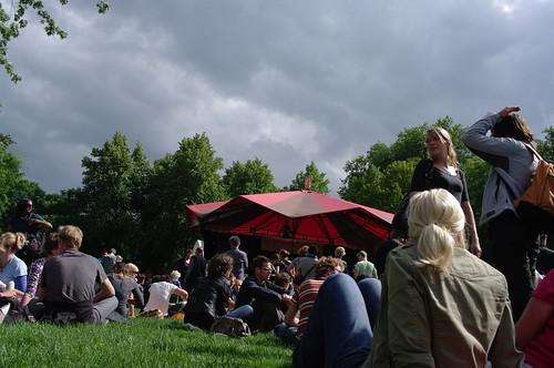 In Vervoering festival, Utrecht