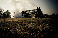 [Free Image] Vehicle, Train, Steam Locomotive, 201008112300