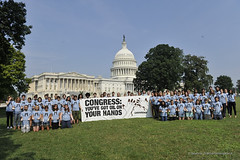 Oily Message for Congress (Greenpeace USA 2016) Tags: usa training washington student hands districtofcolumbia gulf horizon protest well capitol congress oil whales oceans bp activists deepwater
