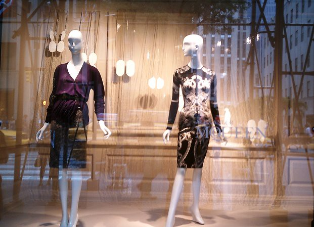 Saks McQueen Window2