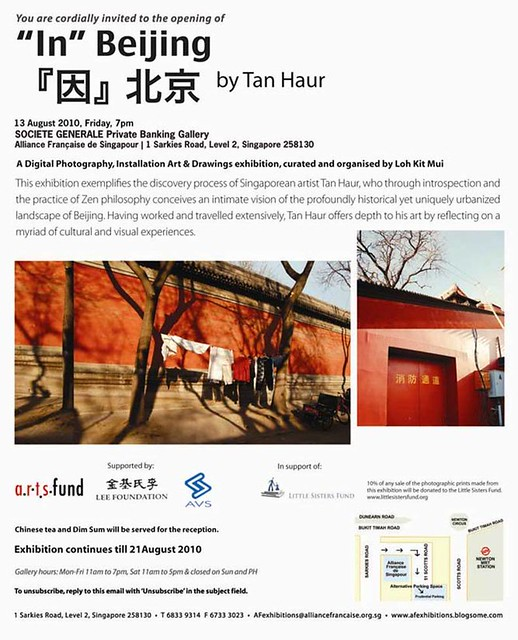 """In"" Beijing by Tan Haur"
