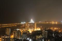 Mumbai Sea Link (ab_aditya) Tags: mumbai worli seaface sealink nightsnaps