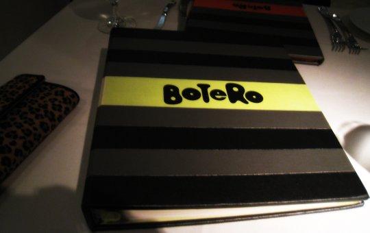 Botero Restaurant at the Encore Wynn Vegas
