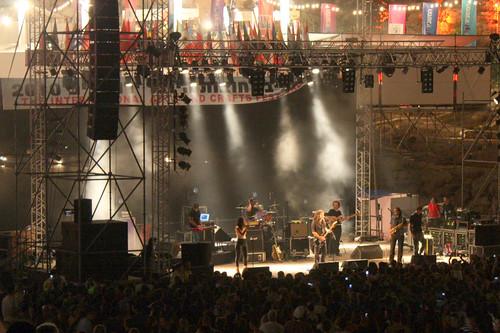 Mosh ben Ari concert