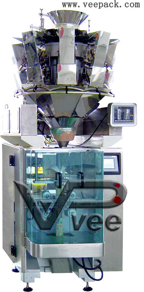 VFFS-5000D Automatic weighting Packaging Machine Unit (2)-- Vee Machinery