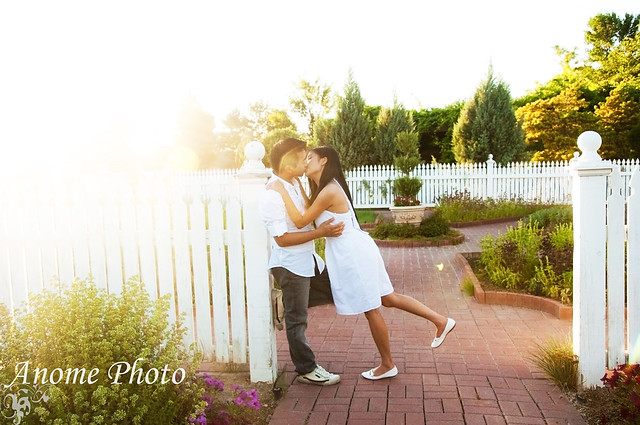 Ralph and Trang - Engaged