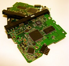 macro closeup electronics creativecommons harddrive sata stockphoto harddrivecontroller sataharddrivecontroller