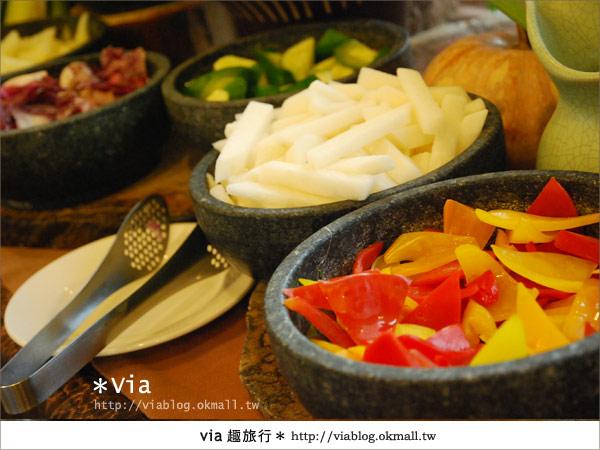 【新竹旅館】關西六福莊生態渡假旅館~餐食篇4