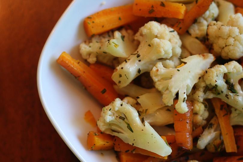 Cauliflower & Carrots
