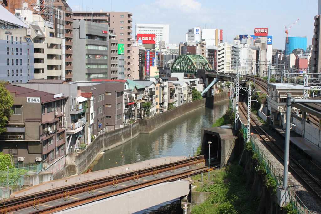 The art of the walk for gastronome in Kanda (30)