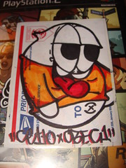 Obec1 x Ceito (I GOT THE MUNCHIES!) Tags: ny la sticker catv ceito obec1
