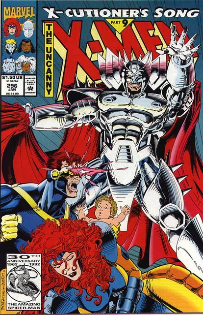 Uncanny X-Men 296-00fc