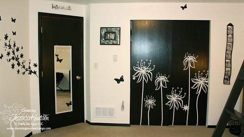Decals For Closet Doors Images Doors Design Modern