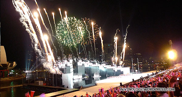 Mor fireworks