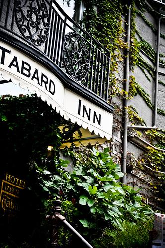 tabard inn washington