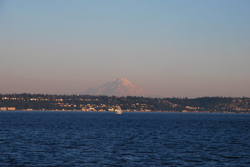 Mount Rainier - Seattle, WA