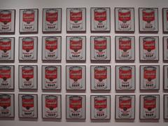 NEW YORK - MoMA (foto_quindi_sono) Tags: red usa newyork skyline america moma museumofmodernart bigapple statiuniti grattacieli skycreeper