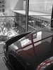 NEW YORK - MoMA Italian Design (foto_quindi_sono) Tags: red usa newyork car skyline america moma museumofmodernart bigapple macchina rossa statiuniti grattacieli skycreeper