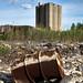 Hudson Cement Factory - Kingston, NY - 10, May - 07 by sebastien.barre