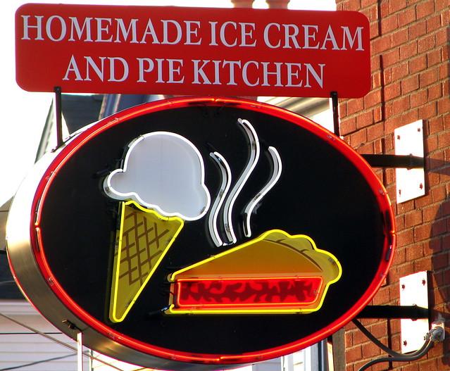 Homemade Ice Cream and Pie Kitchen