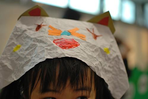 handicraft animal hat 2