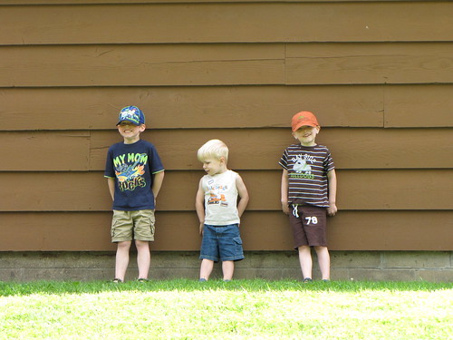 Cousins race