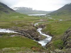 River, Seydisfjordur