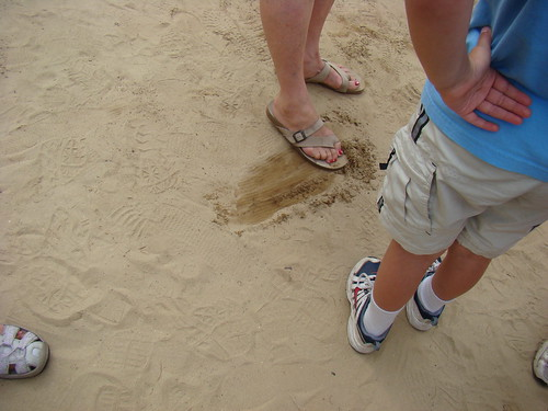 Moiste Sand
