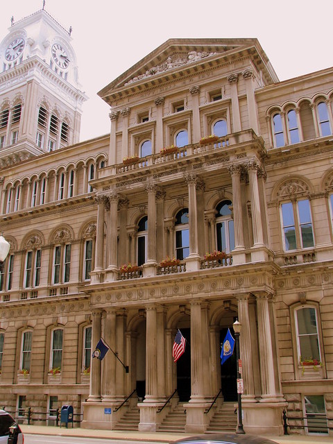 Louisville City Hall front