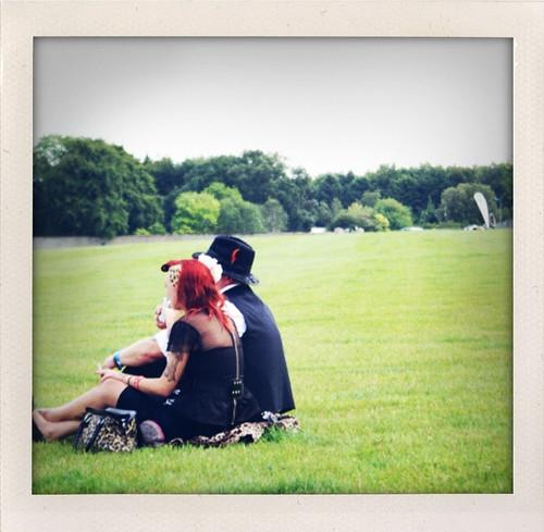 Punk picknick