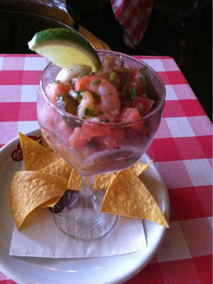Bubble Over Mexican Special