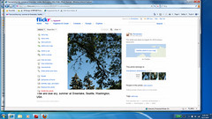 Flickr new menu, User Interface design, World ...