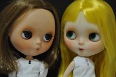 PICCOLINA e sua amiga musical ! Custom by Me