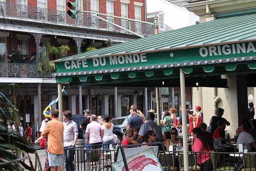 Nom Nom Nom Cafe Du Monde