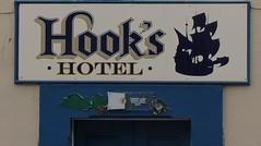 Hooks Hotel (Barrie Caveman) Tags: history hotel scotland town angus scottish peterpan author playright towncentre jmbarrie kirriemuir hookshotel fujifinepixs200exr jamesmathewbarrie
