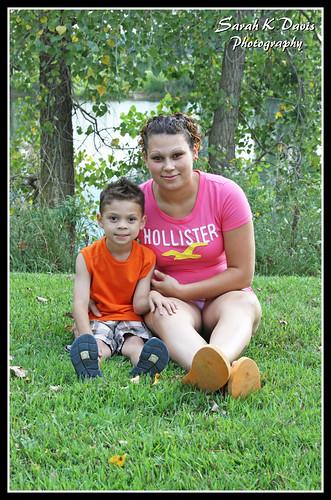 Landon & Mommy