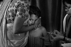 Immunisation (Calcutta Rescue) Tags: poverty india education  healthcare kolkata development calcutta ngo immunisation calcuttarescue
