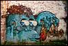 By RESTO (HDA) (Thias (°-°)) Tags: terrain streetart wall painting graffiti monkey mural belgium belgique spray urbanart painter graff aerosol resto bombing spraycanart singe gluant vierge pgc cerveau thias hda cervelle photograff photograffcollectif