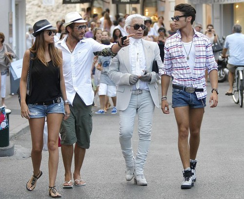 Karl+Lagerfeld+Out+St+Tropez+sYPiH7n2ajHl