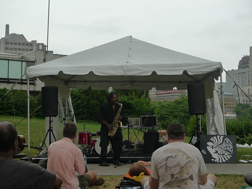 Andrew Lamb, Albert Ayler Festival