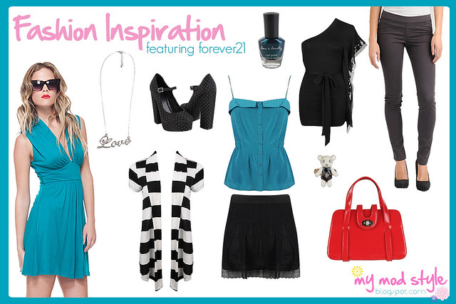 Fashion Inspiration / Forever 21 / Aug 2010
