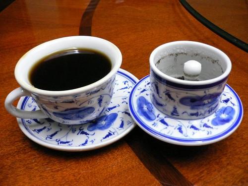 Vietnamese Coffee Porcelain Drip 2